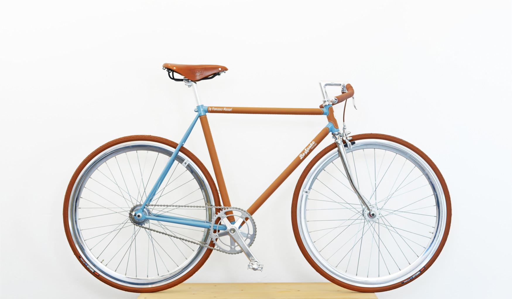 Bespoke bike 1