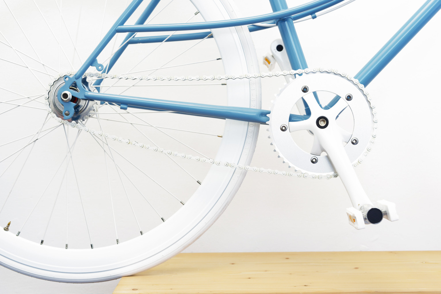 Bespoke bike 17
