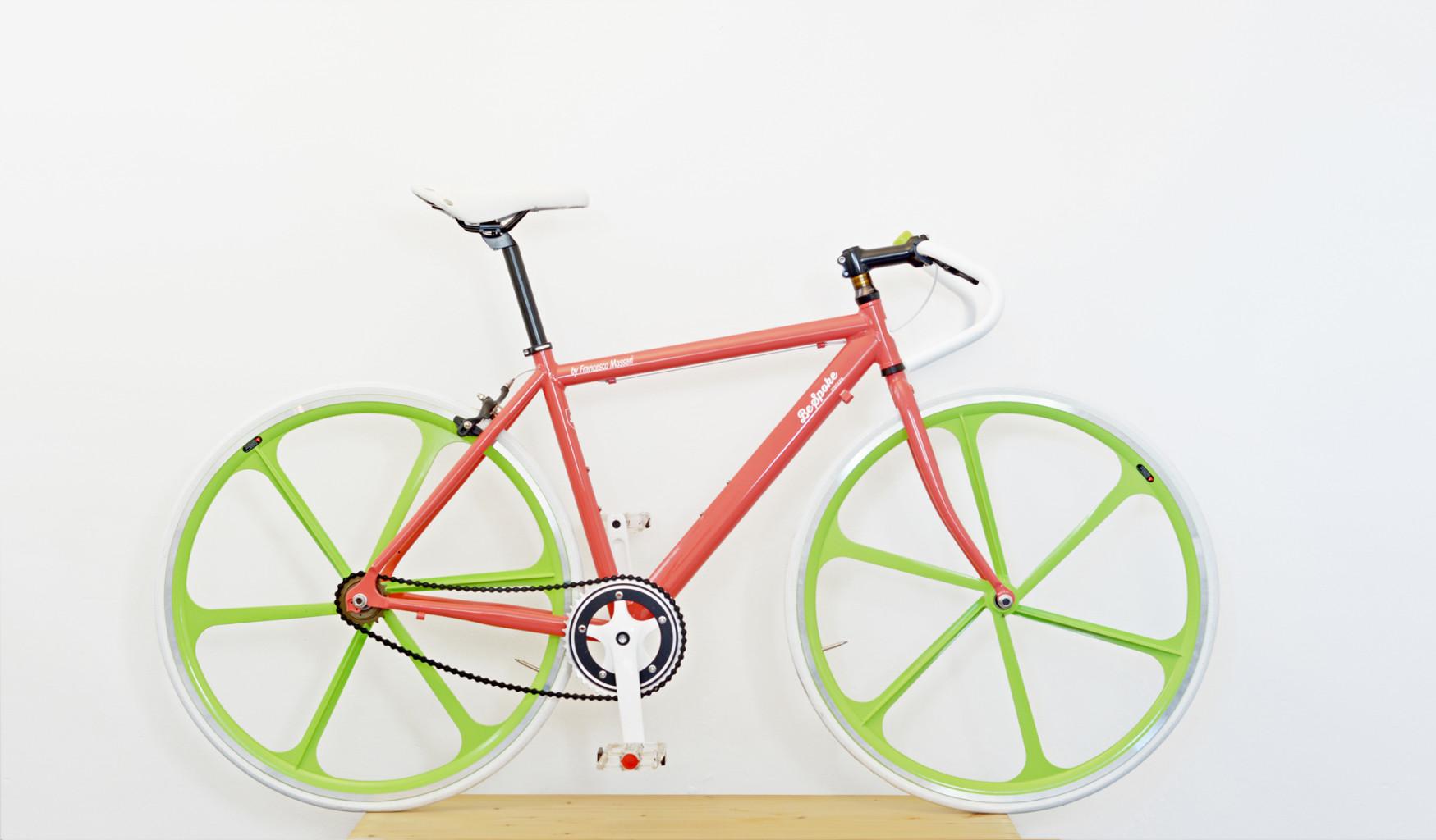 Bespoke bike 5