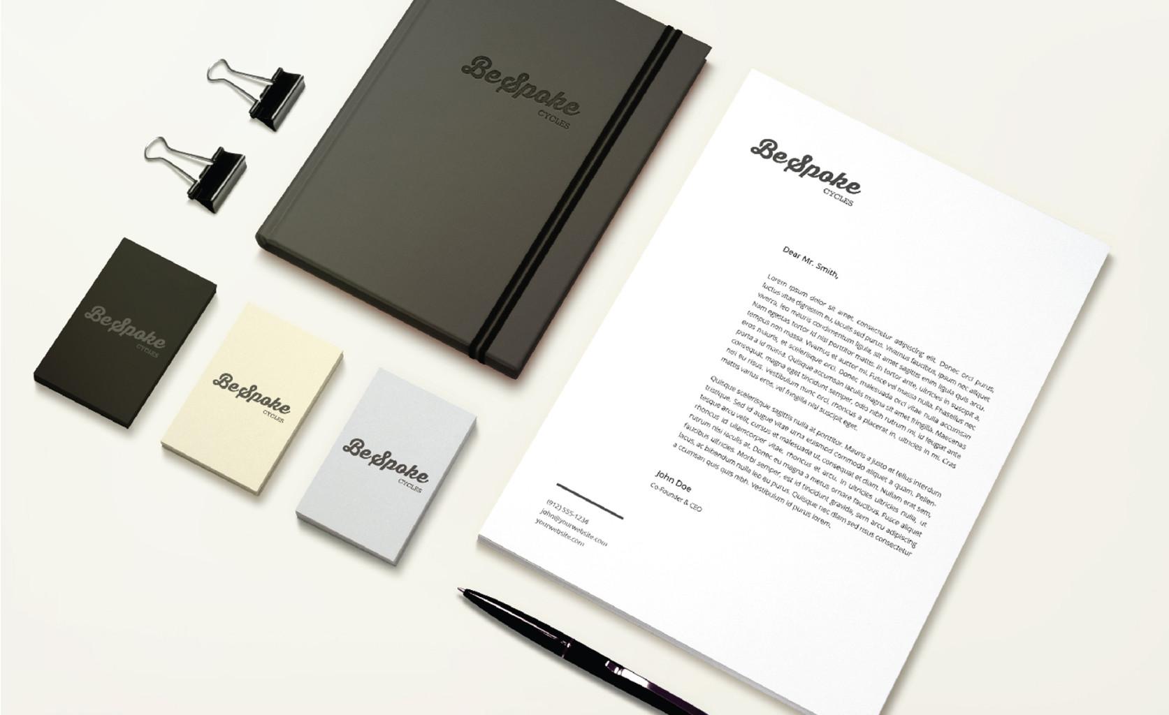 Bespoke branding 5