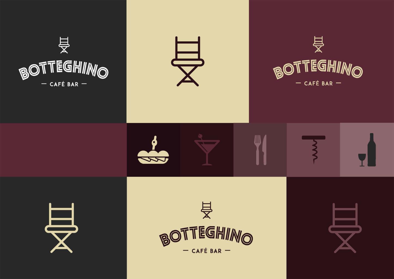 Botteghino branding 1