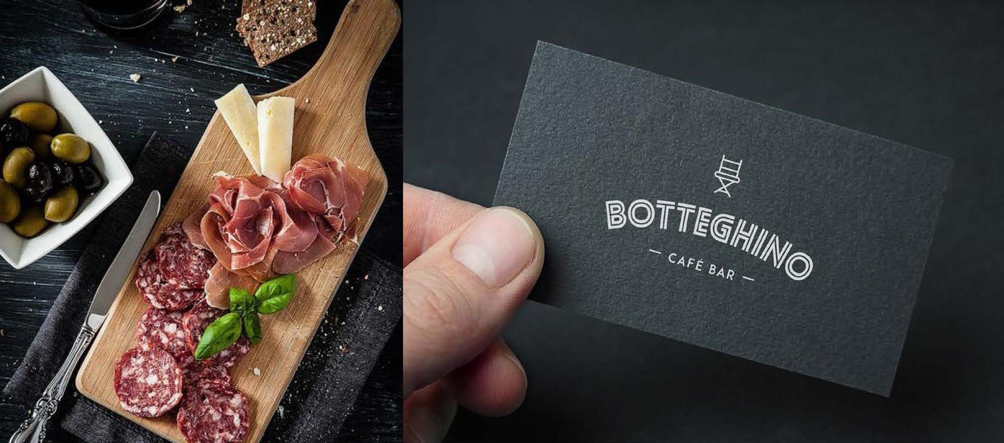 Botteghino branding 2