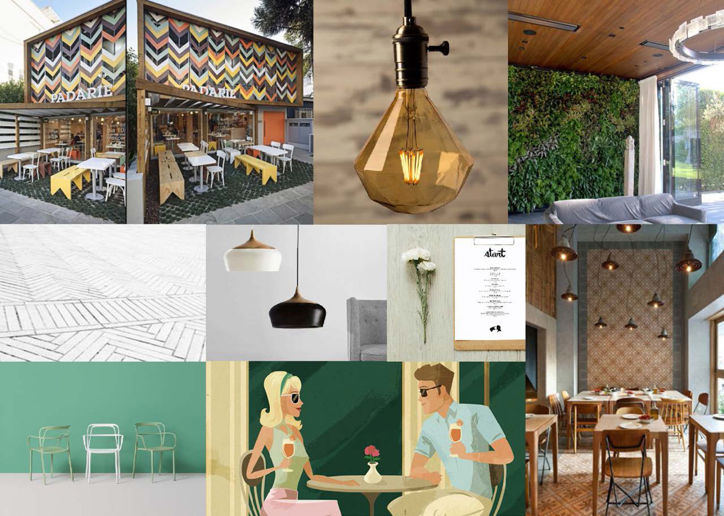 Cafe Sicilia concept 3