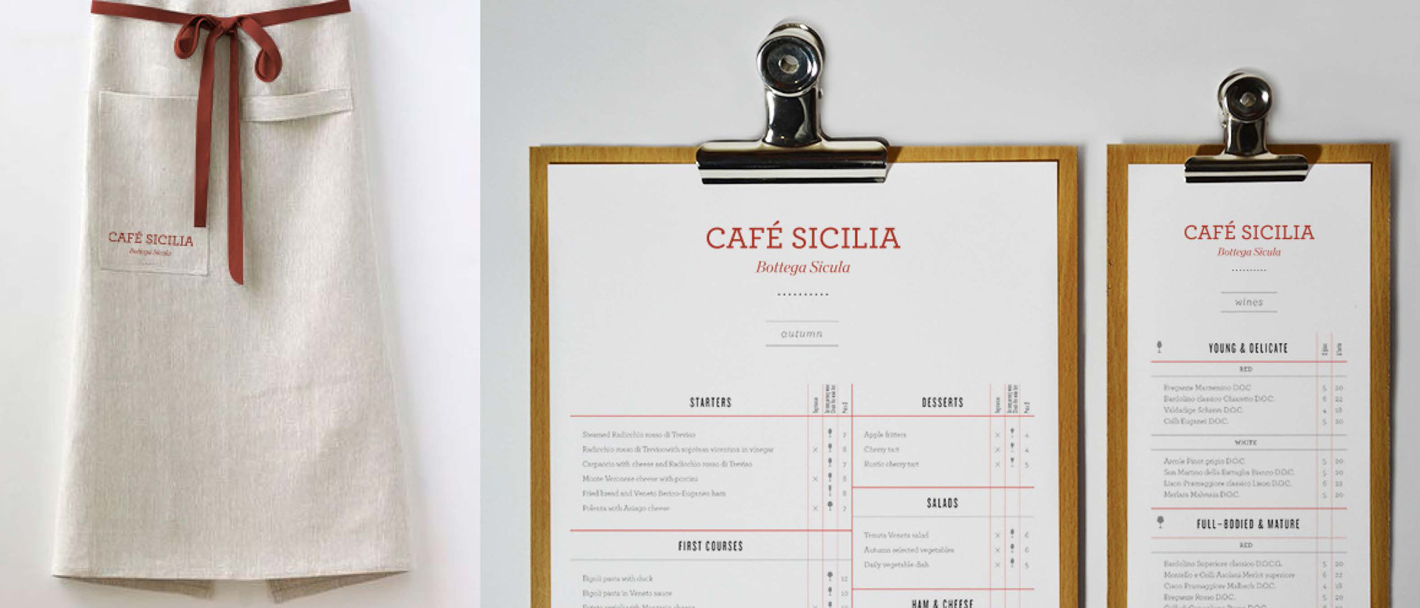 Cafe sicilia branding 2