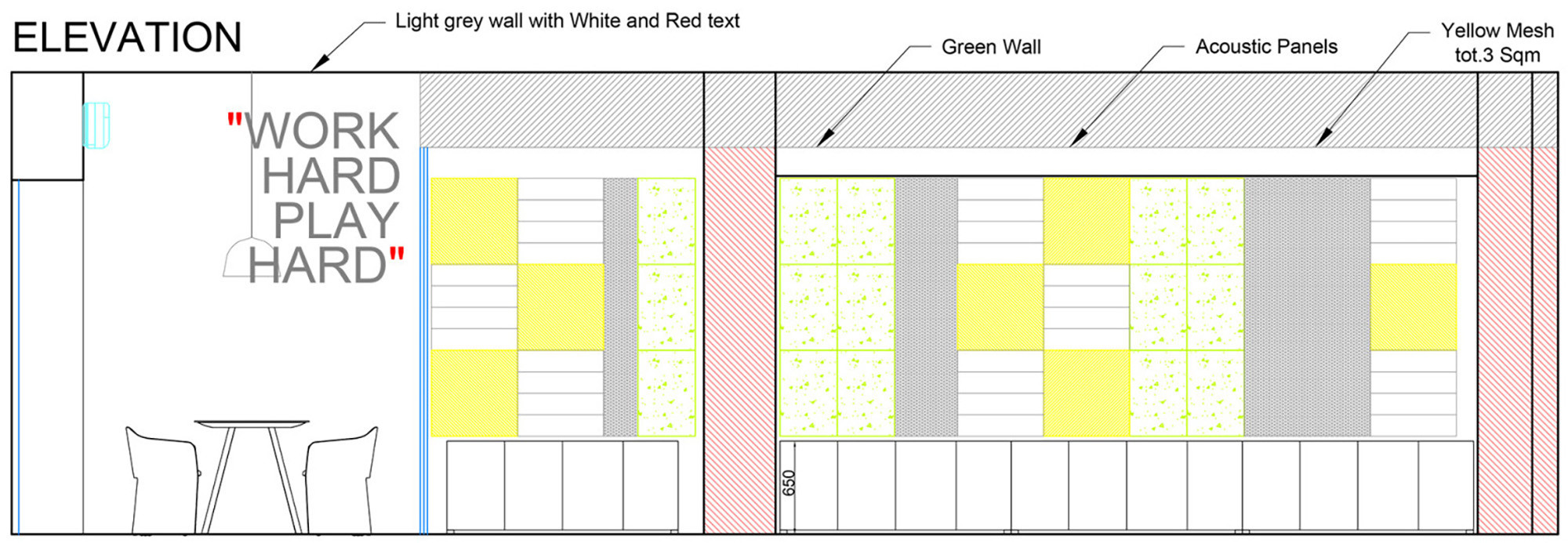 Custom Wall Infinity