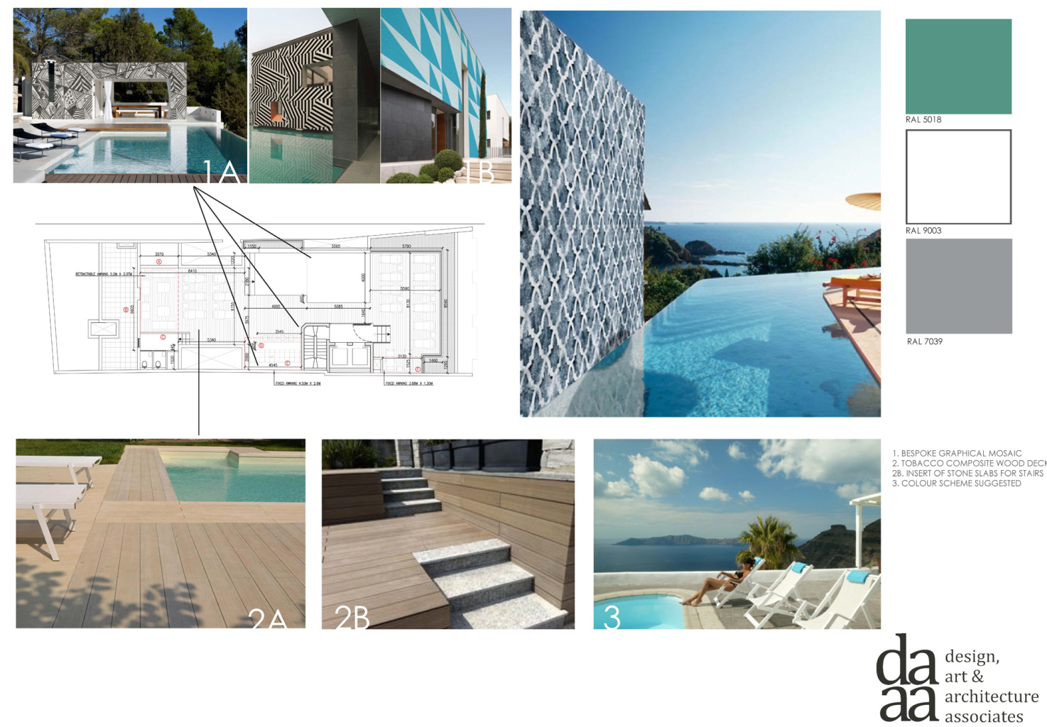 Hotel juliani concept board 3