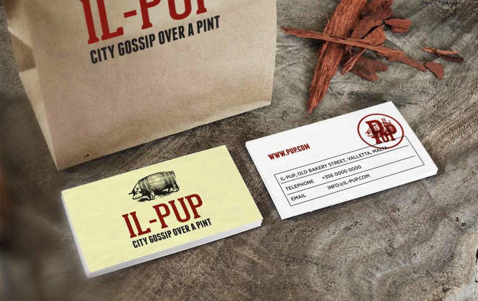 Il pup branding 2