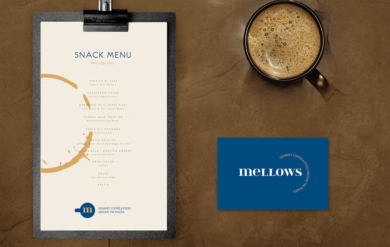 Mellows Rebranding Presentation