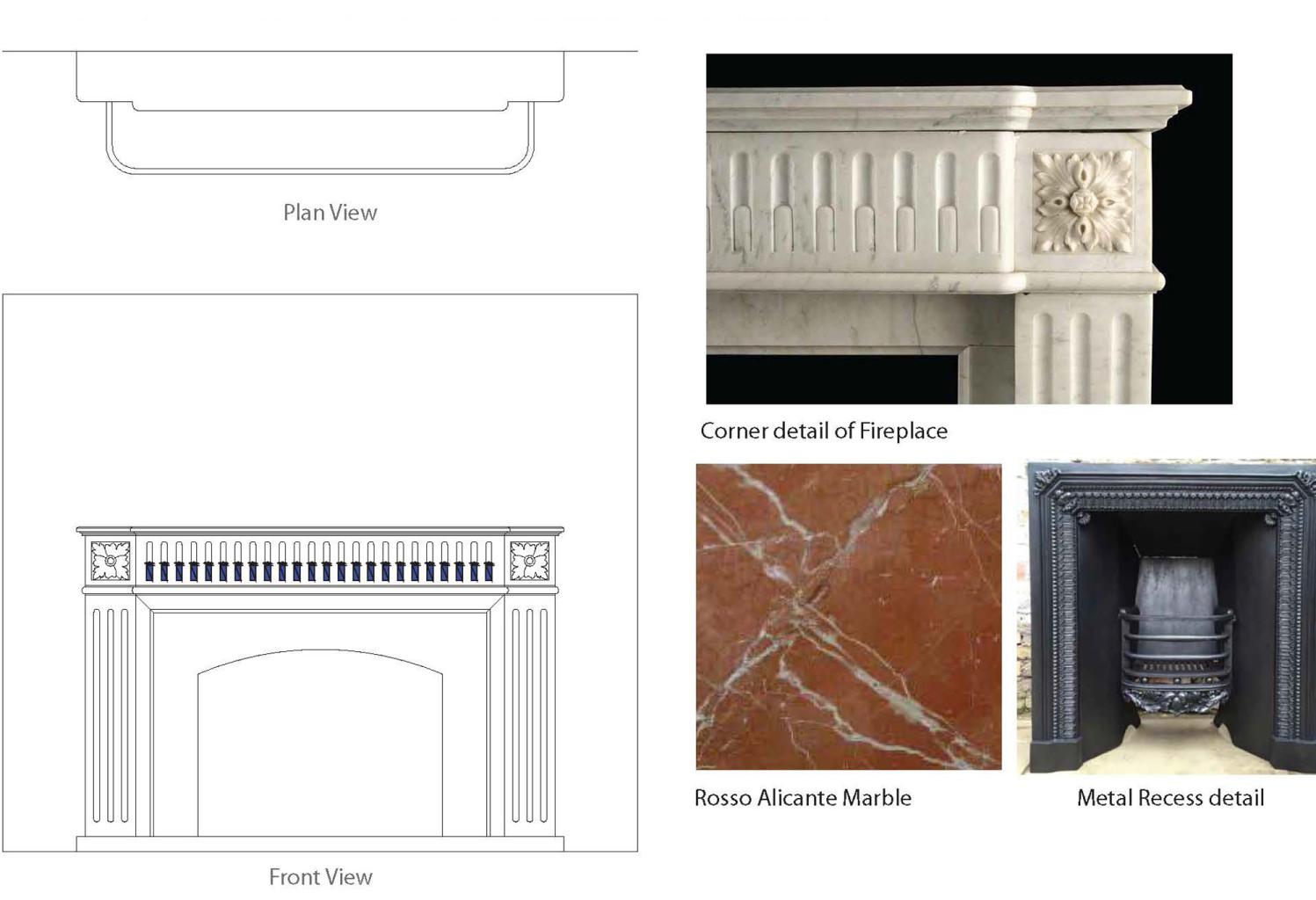 San Anton Palace concept boards 3