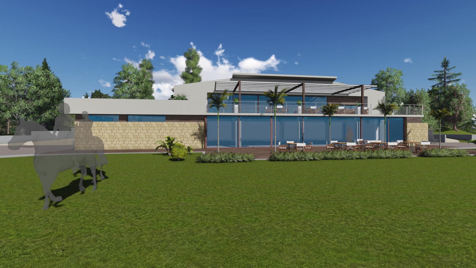 Vullo Estates - Clubhouse-Giarrizzo render 2