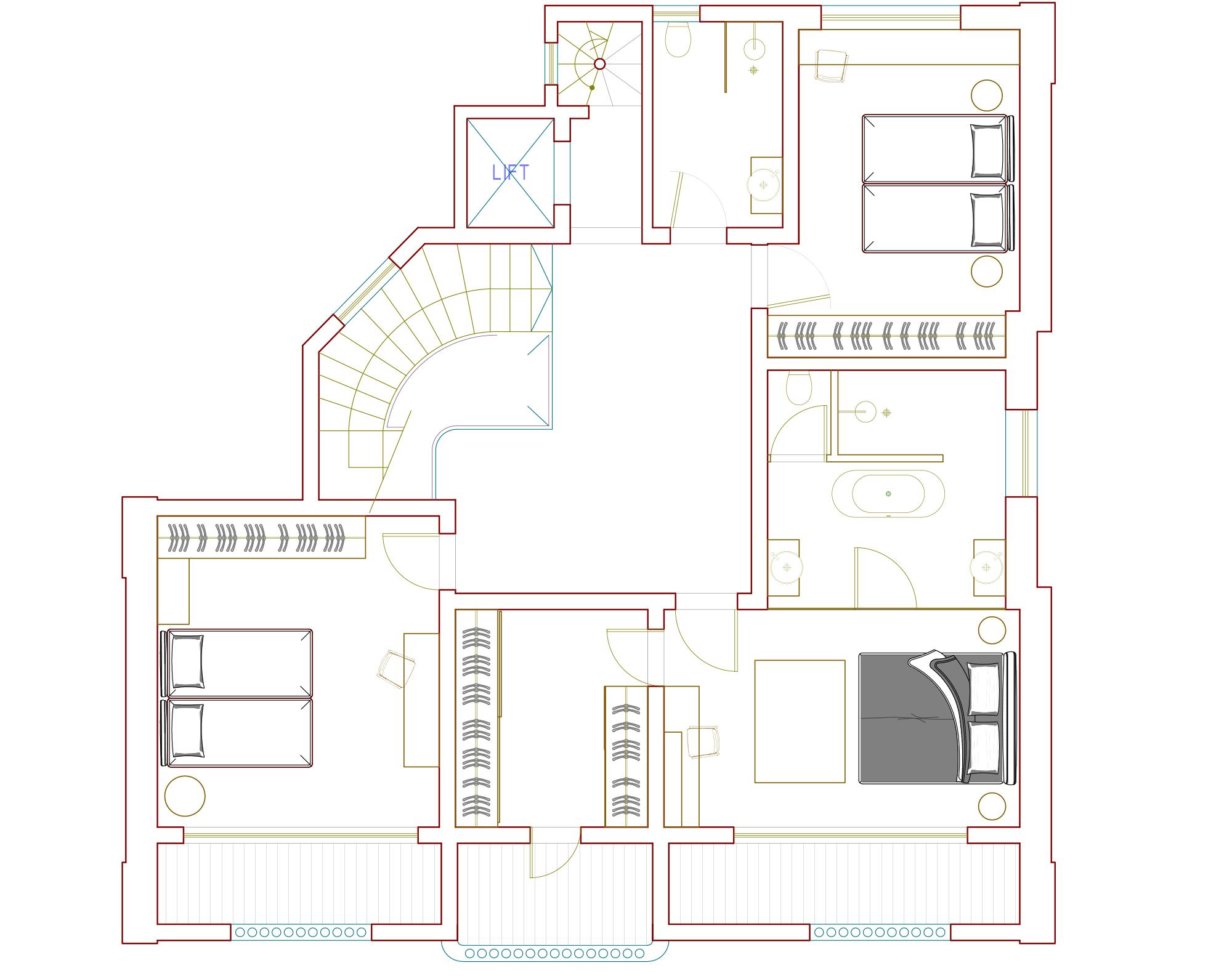 attard villa plan 2