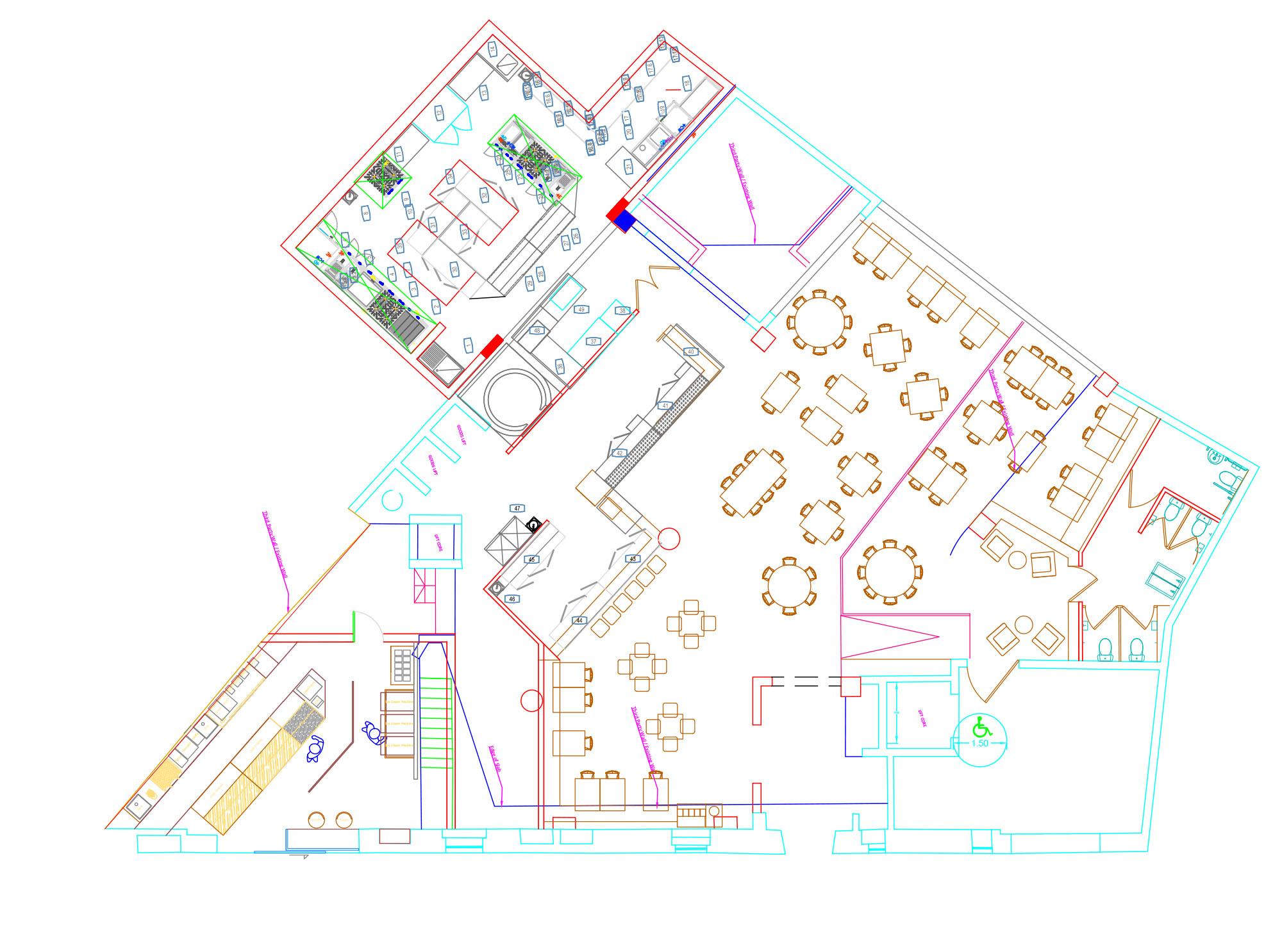 elba furniture plan