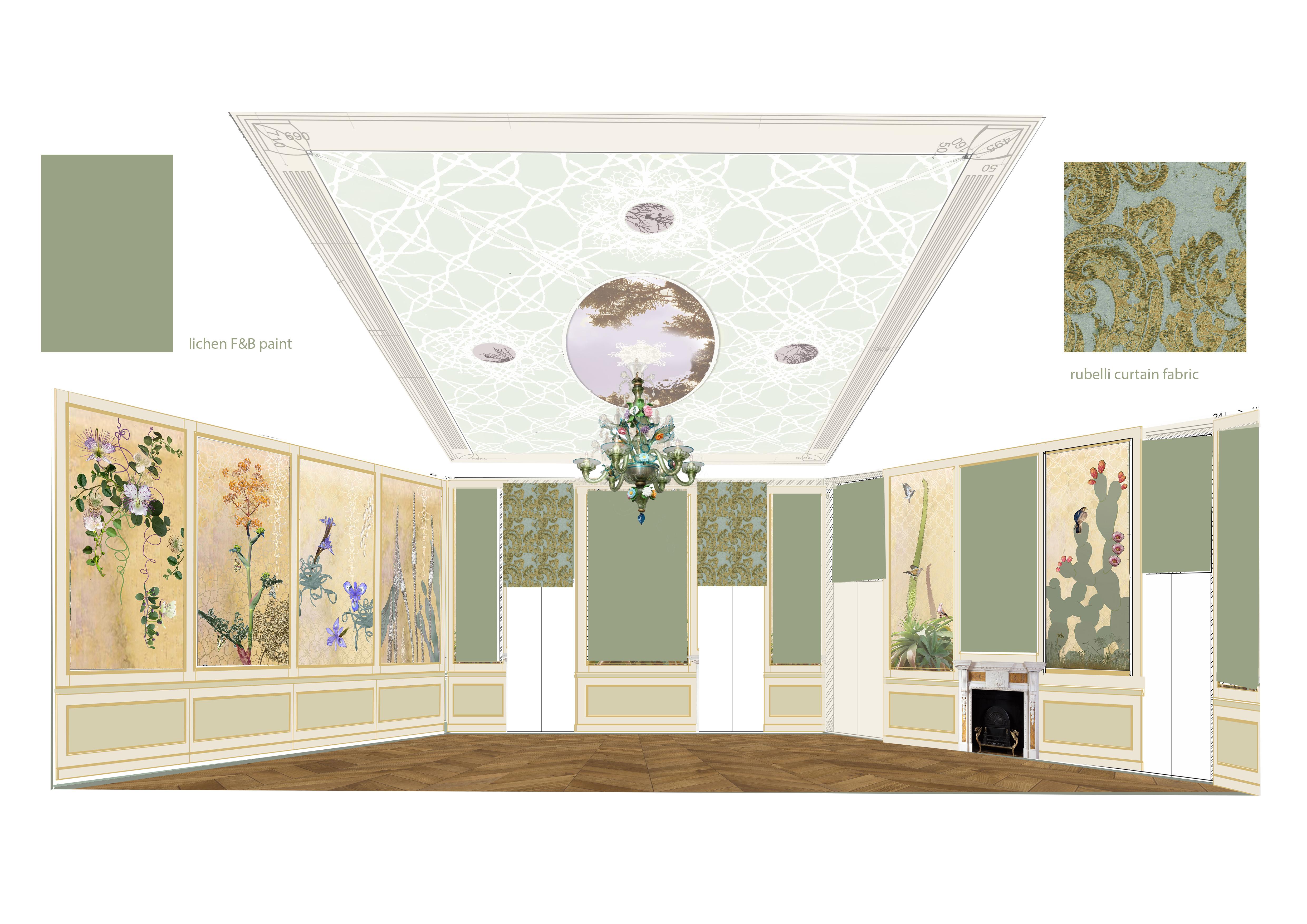 grand salon - paint scheme 30.04.17