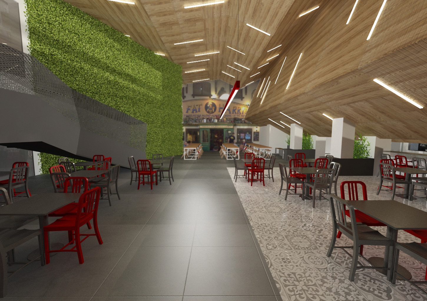 mia food court malta render 1