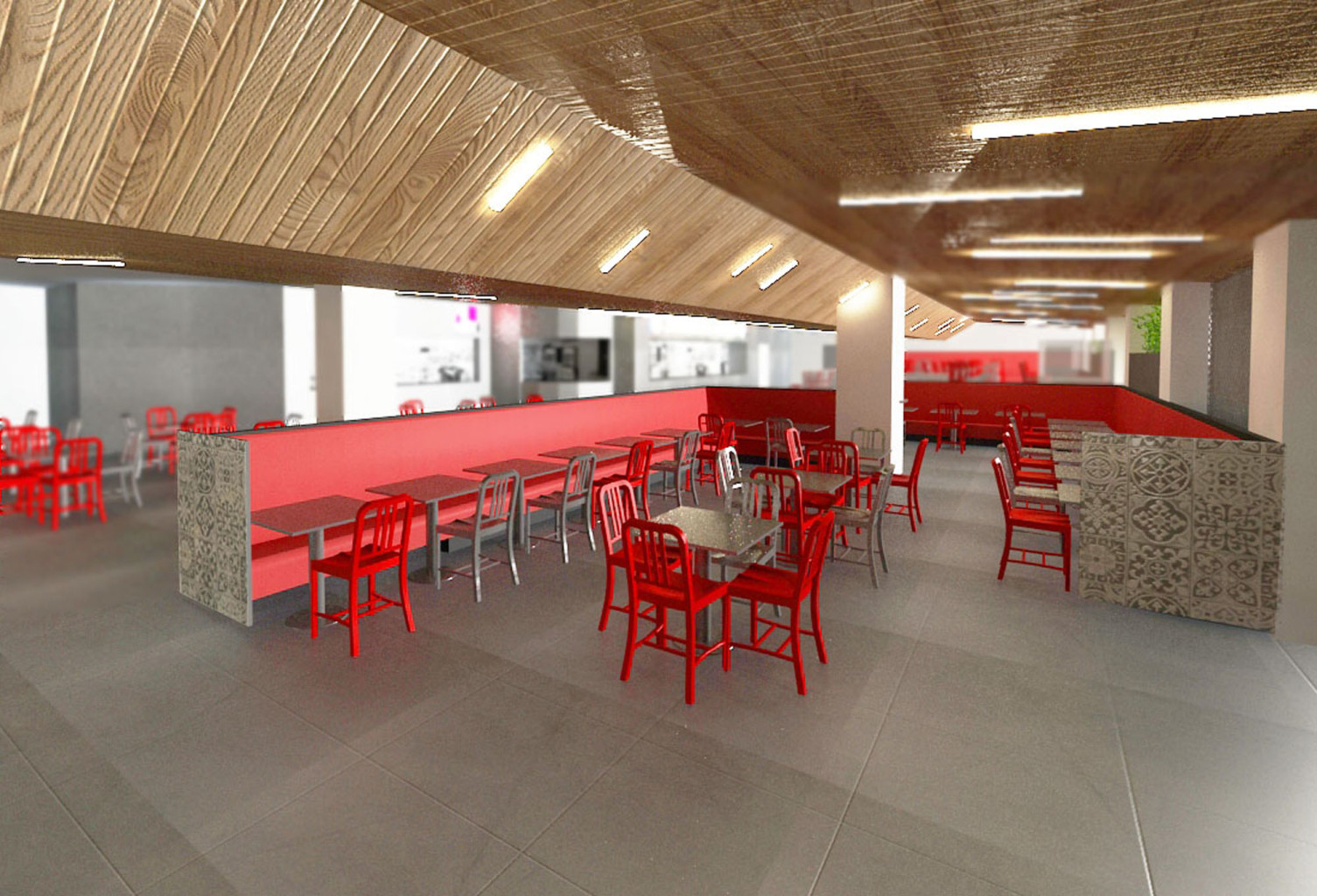 mia food court malta render 2