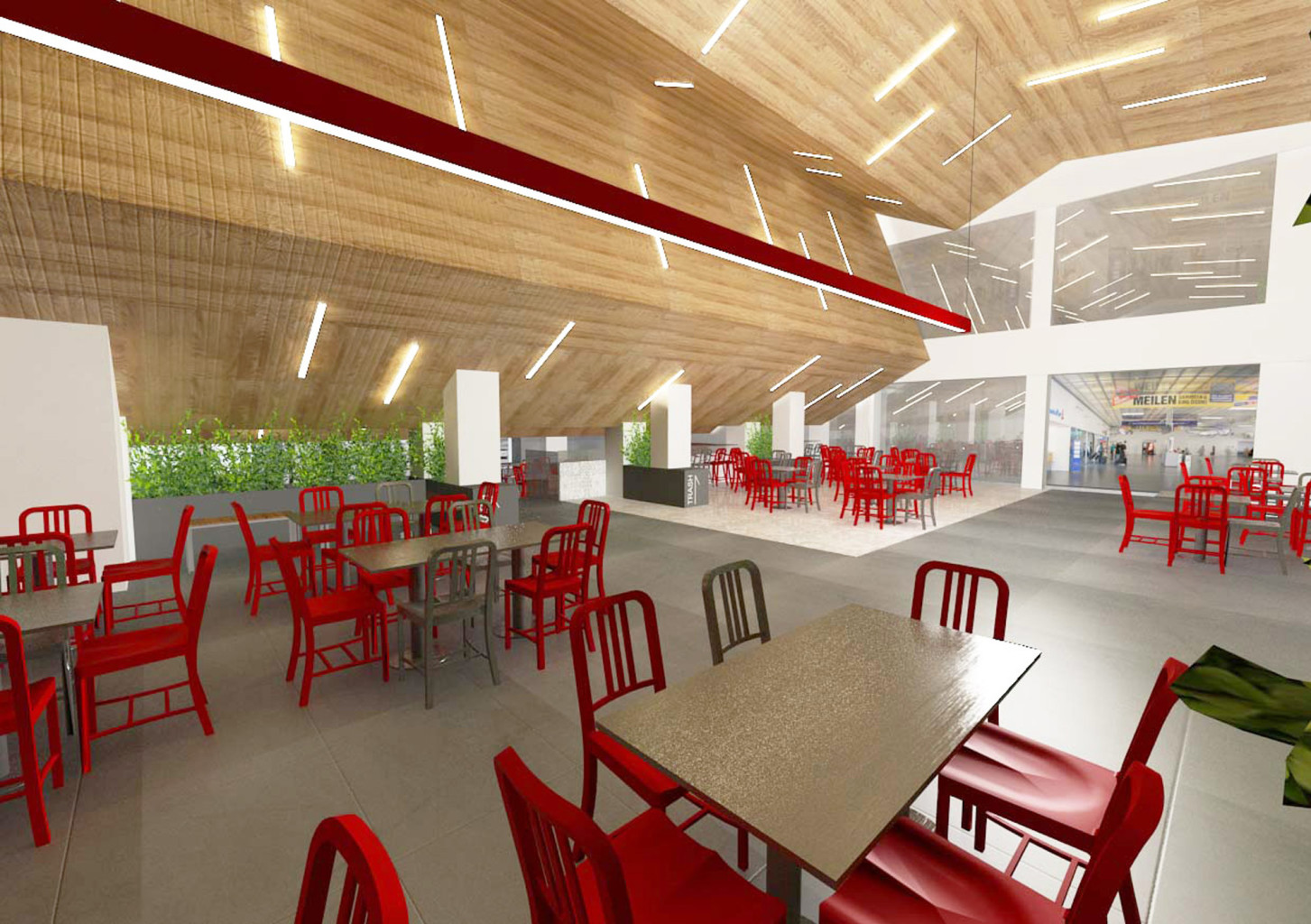 mia food court malta render 4