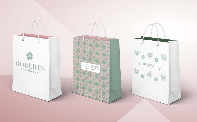 roberts perfumery branding 4