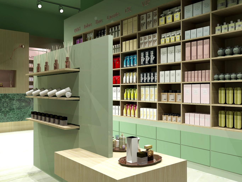 robert's perfumery render 3